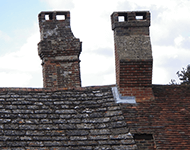 Unusual chimneys